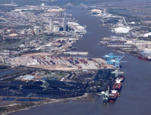 For third time in 2020, Port of Mobile sets new record for single-vessel export tonnage