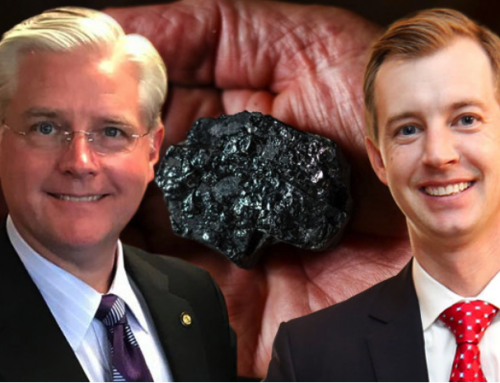 Reed, South spearhead bill into law providing critical support for Alabama's coal counties